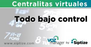 Ventajas Centralitas virtuales
