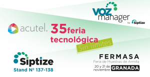 ACUTEL 2019 'Sin límites' Feria Tecnológica