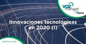 Innovaciones 2020