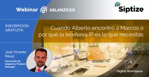 'ASLAN2020 Live!' webinar para acelerar la transformación digital